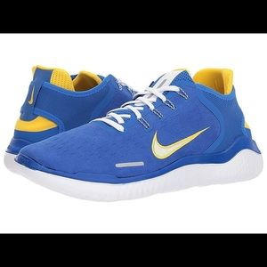 Nike Free RN 2018 DNA hyper cobalt runners - NIB